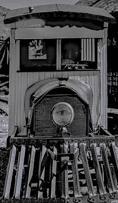 Photograph - Work Train by Al Reiner
