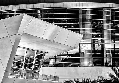 Photograph - The Maze- Marlins Park Stadium by Rene Triay Photography