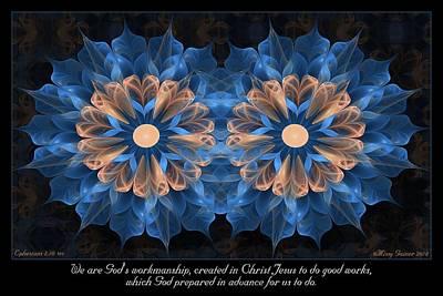 Digital Art - Workmanship by Missy Gainer