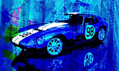 Digital Art - World Champion by Gary Grayson
