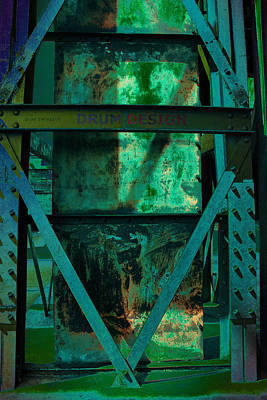 Architektur Digital Art - World Heritage Steel Works Germany by Alexander Drum