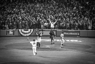 World Series Game Six 1 Art Print