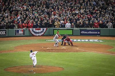 World Series Game Six 2 Art Print