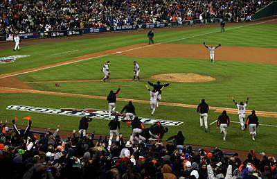 Photograph - World Series - San Francisco Giants V by Jonathan Daniel