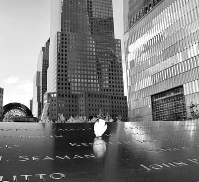 World Trade Center Memorial Art Print