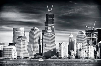 World Trade Center Rebirth Art Print