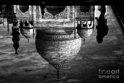 Photograph - World Wanderer At Taj by Jacqueline M Lewis