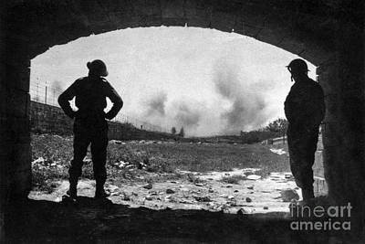 Photograph - World War 2 by Brian Roscorla