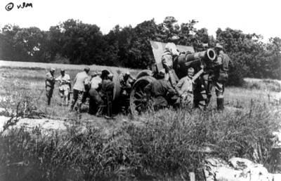 Photograph - World War I Cantigny, 1918 by Granger
