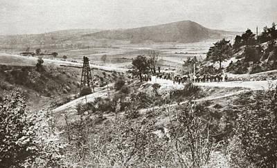 Photograph - World War I Russia by Granger