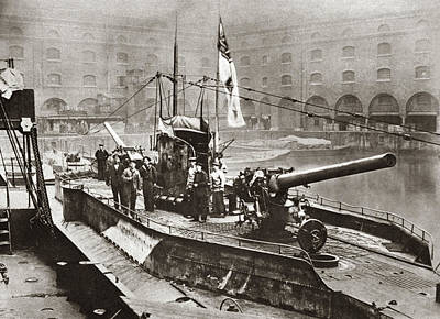 Ally Photograph - World War I Surrender by Granger