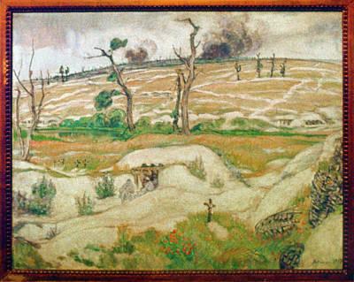 World War I, The Somme Art Print