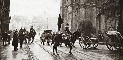 Ally Photograph - World War I Treves, C1918 by Granger