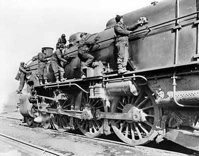 Photograph - World War II: Home Front by Granger