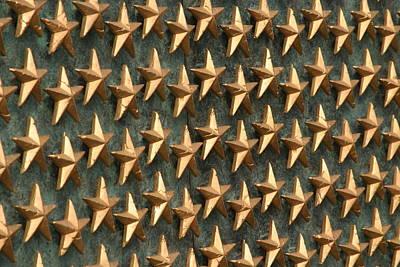World War II Memorial - Washington Dc - 011320 Art Print by DC Photographer