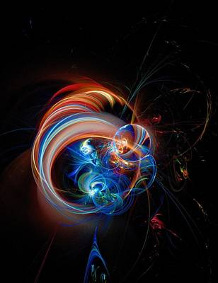 Fantasy Royalty-Free and Rights-Managed Images - Wormhole by Burtram Anton