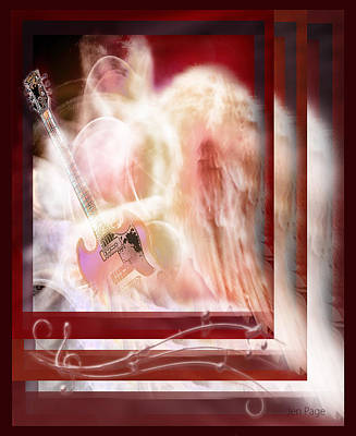 Photograph - Worship Angel by Jennifer Page