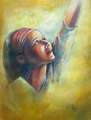 Worship God Painting - Worship by Tamer and Cindy Elsharouni
