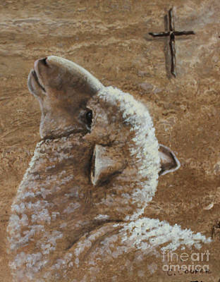 Painting - Worthy Is The Lamb by Charice Cooper