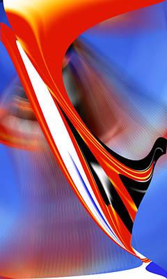 Digital Art - Wow Ip by rd Erickson