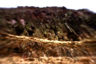 Photograph - Wow Mountain In Scotland by Doc Braham