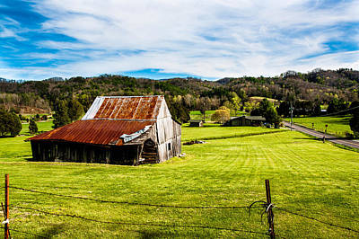 Photograph - Wow - The Grass Is Greener On The Other Side by Robert L Jackson