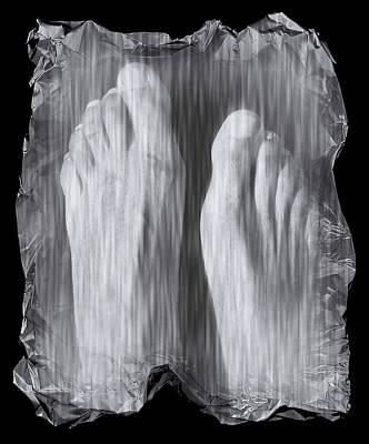 Photograph - Wrapped Feet by Kellice Swaggerty