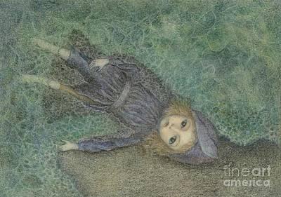Drawing - Wreckage by Chiyuky Itoga