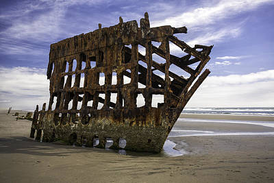 Photograph - Wrecked by Sara Hudock