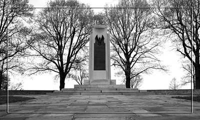Photograph - Wright Brothers Memorial by Robert Clayton