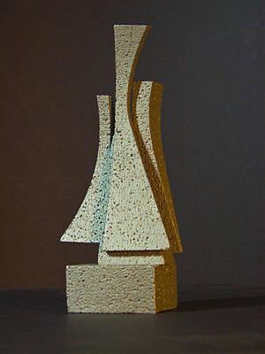 Sculpture - Wright Way by Richard Arfsten