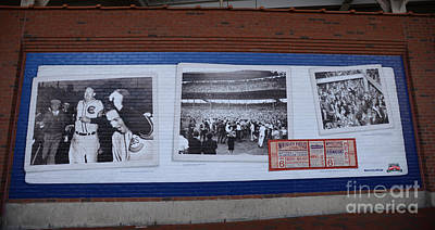 Photograph - Wrigley Images - 1938 by David Bearden