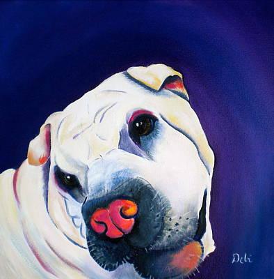 Painting - Wrinkles by Debi Starr