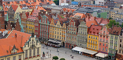 Photograph - Wroclaw by Kees Colijn