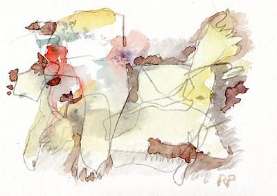 W.t. Art Print by Reiner Poser