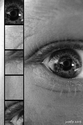 Wtf You Looking At ? Original by Sir Josef - Social Critic - ART