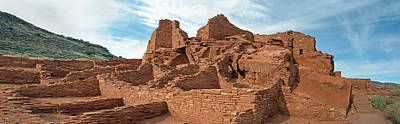 Photograph - Wupatki Nm-wupatki Ruin 07 by Jeff Brunton