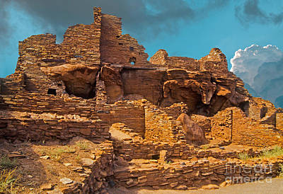 Wupatki Pueblo Art Print