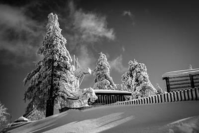 Photograph - Wurmberg, Harz by Andreas Levi