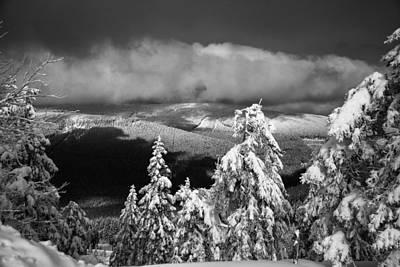 Photograph - Wurmberg / Harz by Andreas Levi