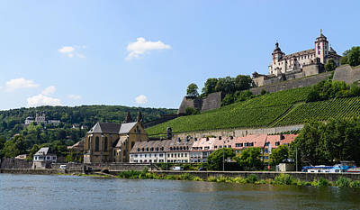 Photograph - Wurzburg by John Johnson