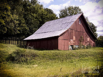 Photograph - Wv Barn by Gena Weiser