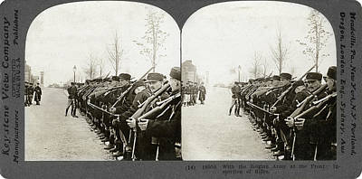 Photograph - Wwi Belgian Army by Granger