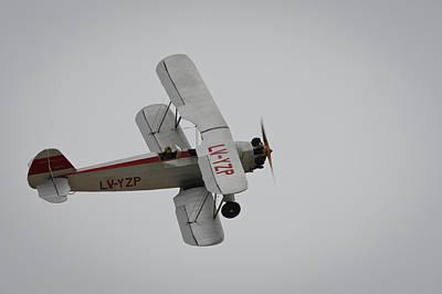 Photograph - Focke-wulf Fw 44 by Pablo Lopez