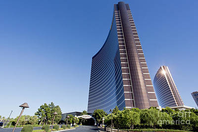 Encore Photograph - Wynn And Encore Hotels  by Sv