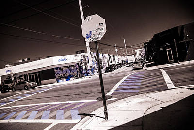 Photograph - Wynwood Crossing by Ellie Perla