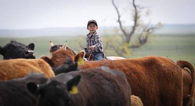 Photograph - Wyoming 1 by Diane Bohna