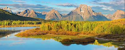 Wyoming, Grand Teton National Park Art Print