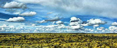 Photograph - Wyoming Plains by Ron Roberts
