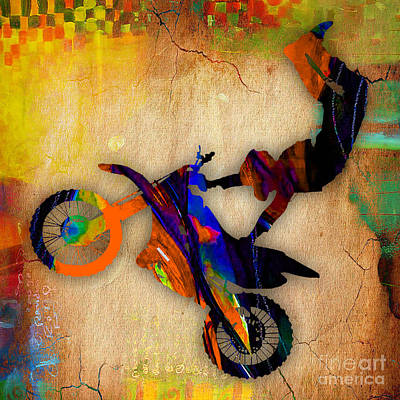 X Games Art Print by Marvin Blaine
